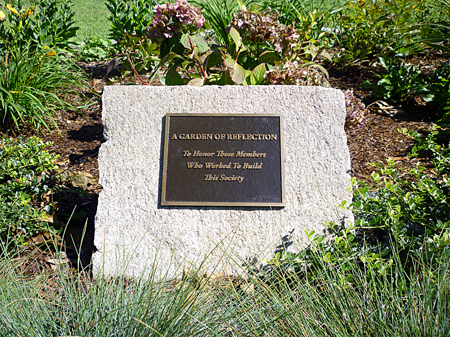 Classic Engraving Bronze Plaques and Bronze Signs