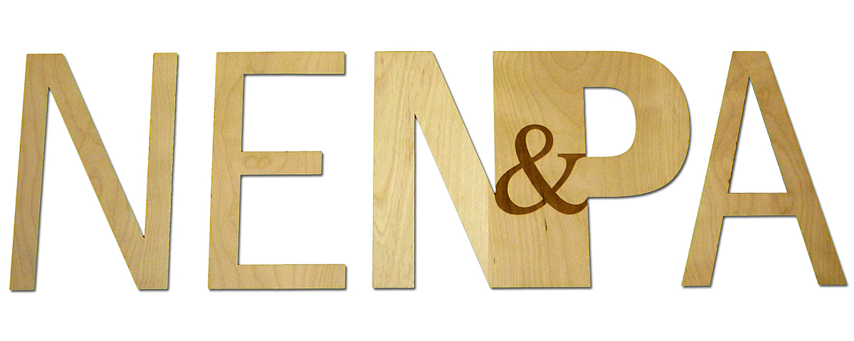 9 in. high x 30 in. long wood cut out letters.