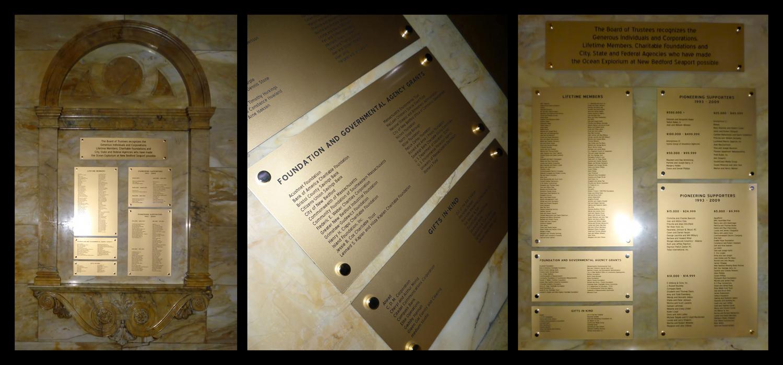 Classic Engraving Custom Perpetual Plaques Amp Walls
